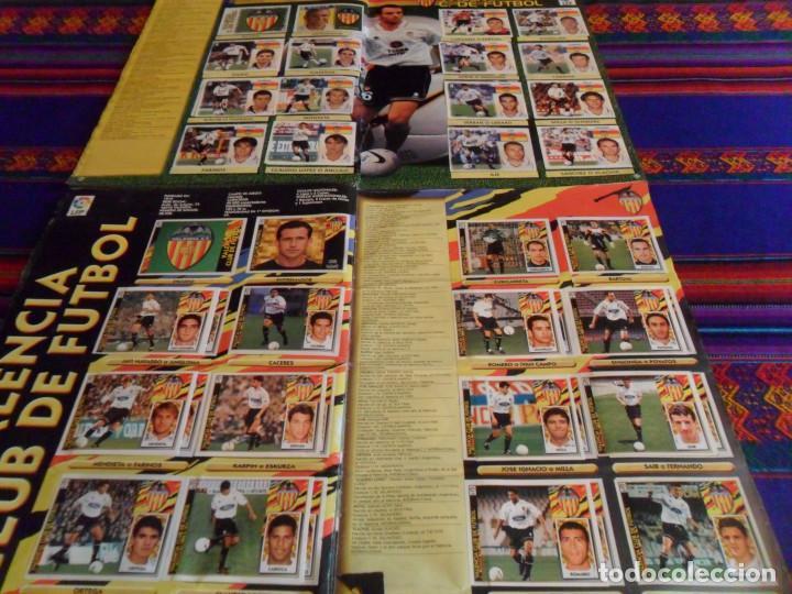 Álbum de fútbol completo: ESTE LIGA 97 98 1997 1998 COMPLETO Y ESTE LIGA 99 1999 2000 COMPLETO. REGALO GUÍA ADRENALYN 17 18. - Foto 20 - 152734470