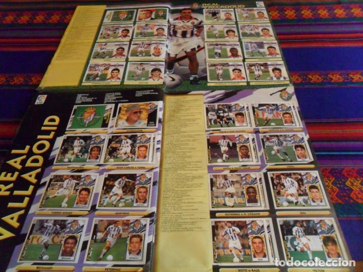 Álbum de fútbol completo: ESTE LIGA 97 98 1997 1998 COMPLETO Y ESTE LIGA 99 1999 2000 COMPLETO. REGALO GUÍA ADRENALYN 17 18. - Foto 21 - 152734470