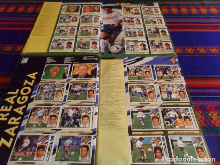 Álbum de fútbol completo: ESTE LIGA 97 98 1997 1998 COMPLETO Y ESTE LIGA 99 1999 2000 COMPLETO. REGALO GUÍA ADRENALYN 17 18. - Foto 22 - 152734470