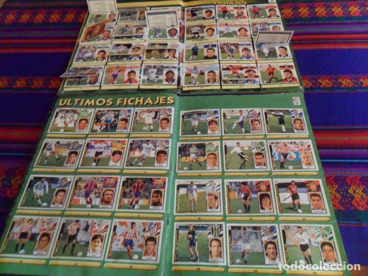 Álbum de fútbol completo: ESTE LIGA 97 98 1997 1998 COMPLETO Y ESTE LIGA 99 1999 2000 COMPLETO. REGALO GUÍA ADRENALYN 17 18. - Foto 23 - 152734470