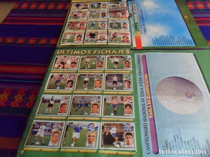 Álbum de fútbol completo: ESTE LIGA 97 98 1997 1998 COMPLETO Y ESTE LIGA 99 1999 2000 COMPLETO. REGALO GUÍA ADRENALYN 17 18. - Foto 24 - 152734470