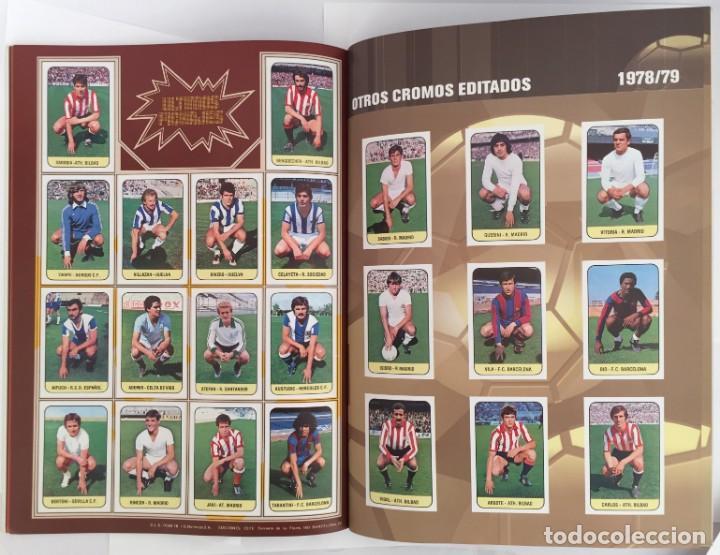 Álbum de fútbol completo: FACSIMIL CAMPEONATO NACIONAL DE LA LIGA DE 1978 1979 SALVAT COLECCIONES ESTE PANINI - Foto 8 - 153082366