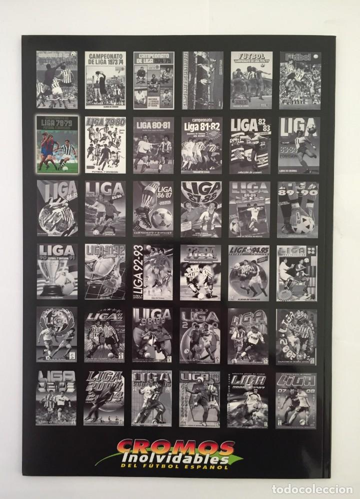 Álbum de fútbol completo: FACSIMIL CAMPEONATO NACIONAL DE LA LIGA DE 1978 1979 SALVAT COLECCIONES ESTE PANINI - Foto 10 - 153082366
