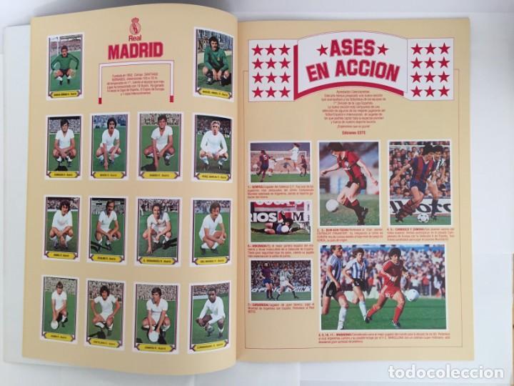 Álbum de fútbol completo: FACSIMIL CAMPEONATO NACIONAL DE LA LIGA DE 1980 1981 SALVAT COLECCIONES ESTE PANINI - Foto 2 - 153082902