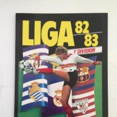 Álbum de fútbol completo: FACSIMIL CAMPEONATO NACIONAL DE LA LIGA DE 1982 1983 SALVAT COLECCIONES ESTE PANINI. Lote 153083494