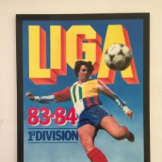 Álbum de fútbol completo: FACSIMIL CAMPEONATO NACIONAL DE LA LIGA DE 1983 1984 SALVAT COLECCIONES ESTE PANINI. Lote 153083678