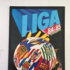 Álbum di calcio completo: FACSIMIL CAMPEONATO NACIONAL DE LA LIGA DE 1984 1985 SALVAT COLECCIONES ESTE PANINI. Lote 153083938
