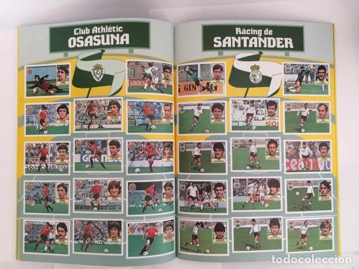Álbum de fútbol completo: FACSIMIL CAMPEONATO NACIONAL DE LA LIGA DE 1984 1985 SALVAT COLECCIONES ESTE PANINI - Foto 4 - 153083938