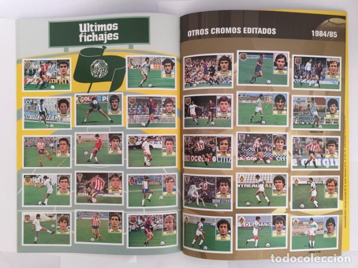 Álbum de fútbol completo: FACSIMIL CAMPEONATO NACIONAL DE LA LIGA DE 1984 1985 SALVAT COLECCIONES ESTE PANINI - Foto 7 - 153083938