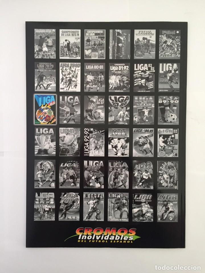 Álbum de fútbol completo: FACSIMIL CAMPEONATO NACIONAL DE LA LIGA DE 1984 1985 SALVAT COLECCIONES ESTE PANINI - Foto 9 - 153083938