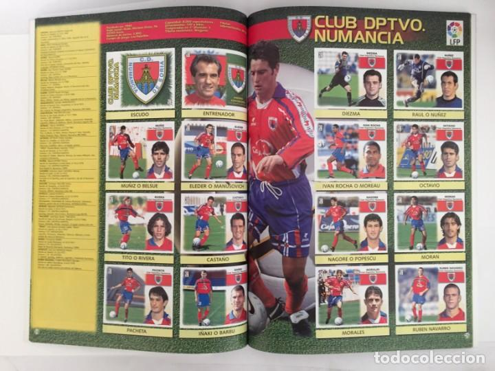 Álbum de fútbol completo: FACSIMIL CAMPEONATO NACIONAL DE LA LIGA DE 1999 2000 SALVAT COLECCIONES ESTE PANINI - Foto 2 - 153094250