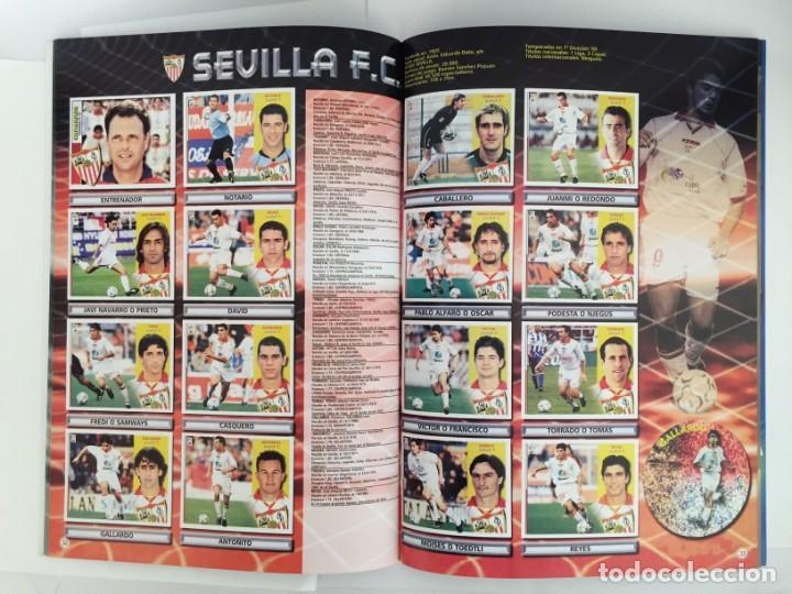 Álbum de fútbol completo: FACSIMIL CAMPEONATO NACIONAL DE LA LIGA DE 2002 2003 SALVAT COLECCIONES ESTE PANINI - Foto 3 - 153095338