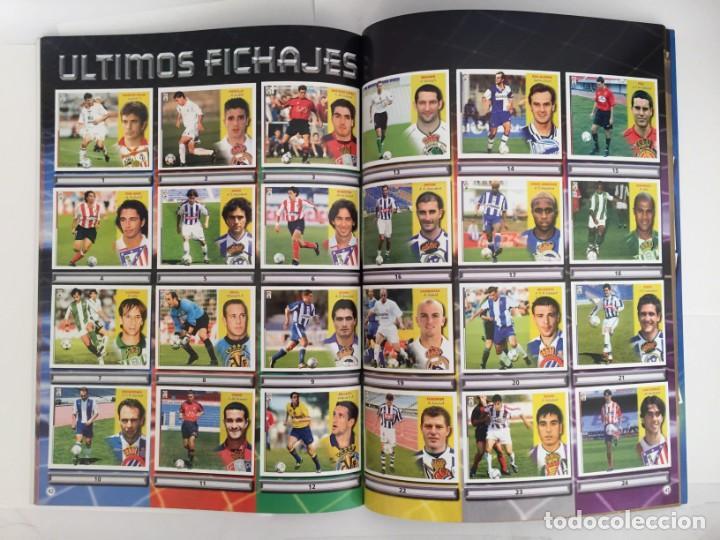 Álbum de fútbol completo: FACSIMIL CAMPEONATO NACIONAL DE LA LIGA DE 2002 2003 SALVAT COLECCIONES ESTE PANINI - Foto 5 - 153095338