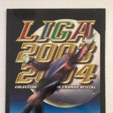 Álbum de fútbol completo: FACSIMIL CAMPEONATO NACIONAL DE LA LIGA DE 2003 2004 SALVAT COLECCIONES ESTE PANINI. Lote 153095550