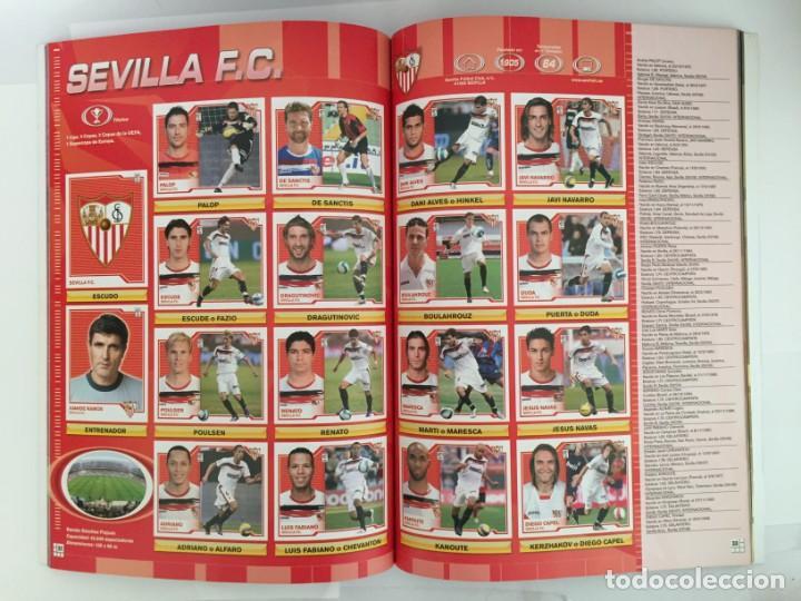 Álbum de fútbol completo: FACSIMIL CAMPEONATO NACIONAL DE LA LIGA DE 2007 2008 SALVAT COLECCIONES ESTE PANINI - Foto 7 - 153095914
