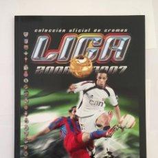 Album de football complet: FACSIMIL CAMPEONATO NACIONAL DE LA LIGA DE 2006 2007 SALVAT COLECCIONES ESTE PANINI. Lote 153096890