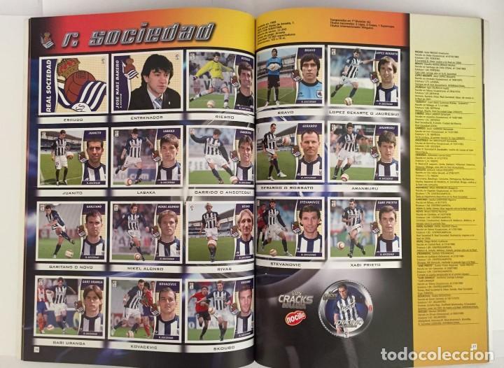 Álbum de fútbol completo: FACSIMIL CAMPEONATO NACIONAL DE LA LIGA DE 2006 2007 SALVAT COLECCIONES ESTE PANINI - Foto 2 - 153096890