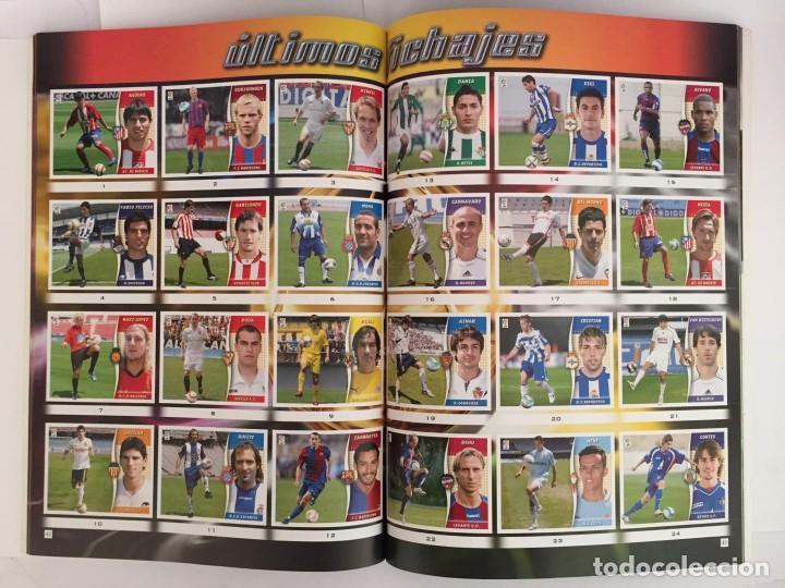 Álbum de fútbol completo: FACSIMIL CAMPEONATO NACIONAL DE LA LIGA DE 2006 2007 SALVAT COLECCIONES ESTE PANINI - Foto 3 - 153096890