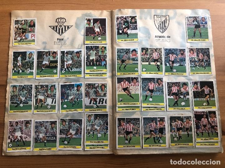 Álbum de fútbol completo: ALBUM ESTE 81 82 (Todo lo editado menos Kustudic) - Foto 3 - 154305126