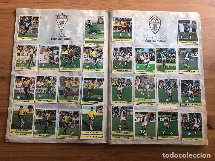 Álbum de fútbol completo: ALBUM ESTE 81 82 (Todo lo editado menos Kustudic) - Foto 4 - 154305126