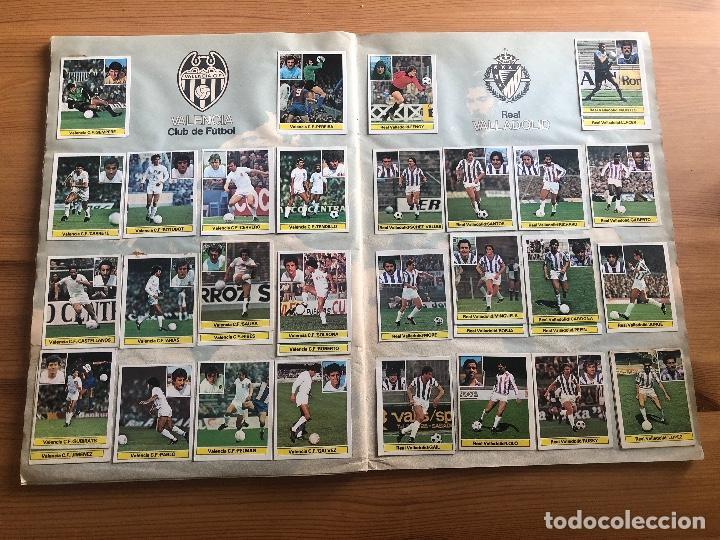 Álbum de fútbol completo: ALBUM ESTE 81 82 (Todo lo editado menos Kustudic) - Foto 10 - 154305126