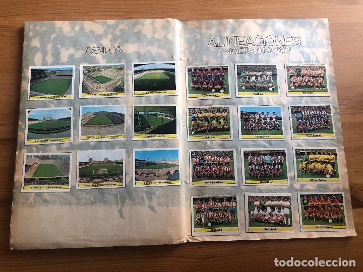 Álbum de fútbol completo: ALBUM ESTE 81 82 (Todo lo editado menos Kustudic) - Foto 13 - 154305126