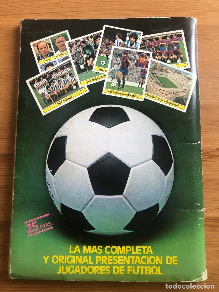 Álbum de fútbol completo: ALBUM ESTE 81 82 (Todo lo editado menos Kustudic) - Foto 15 - 154305126