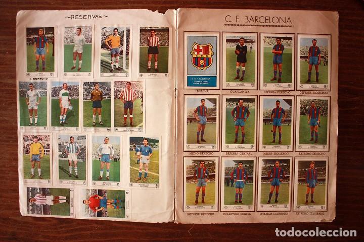 Álbum de fútbol completo: ALBUM DE CROMOS FERCA - FUTBOL CAMPEONATO 1959 - 1960 - COMPLETO + 14 COLOCAS - Foto 2 - 154401658