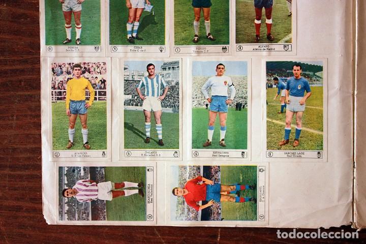 Álbum de fútbol completo: ALBUM DE CROMOS FERCA - FUTBOL CAMPEONATO 1959 - 1960 - COMPLETO + 14 COLOCAS - Foto 4 - 154401658