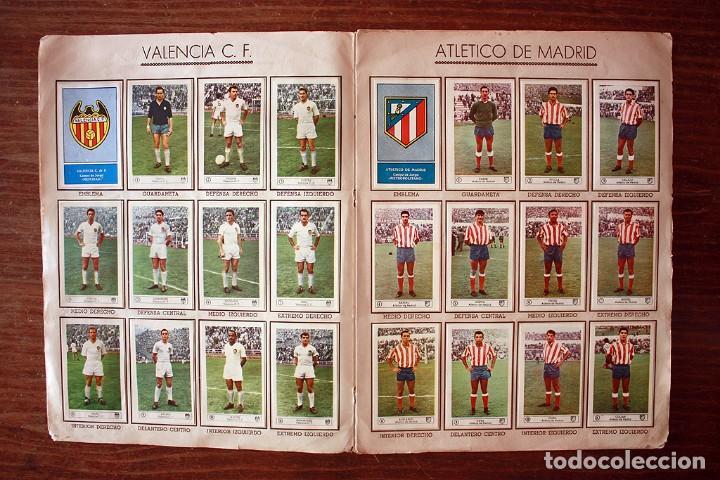 Álbum de fútbol completo: ALBUM DE CROMOS FERCA - FUTBOL CAMPEONATO 1959 - 1960 - COMPLETO + 14 COLOCAS - Foto 6 - 154401658