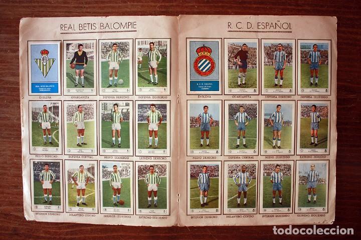 Álbum de fútbol completo: ALBUM DE CROMOS FERCA - FUTBOL CAMPEONATO 1959 - 1960 - COMPLETO + 14 COLOCAS - Foto 7 - 154401658