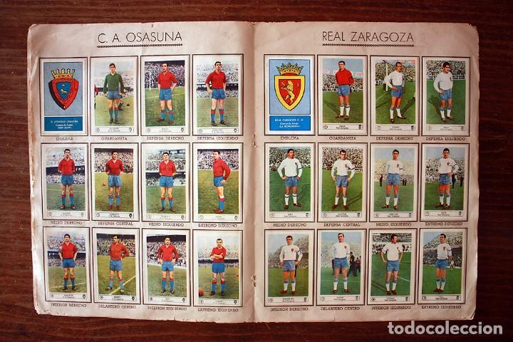 Álbum de fútbol completo: ALBUM DE CROMOS FERCA - FUTBOL CAMPEONATO 1959 - 1960 - COMPLETO + 14 COLOCAS - Foto 8 - 154401658