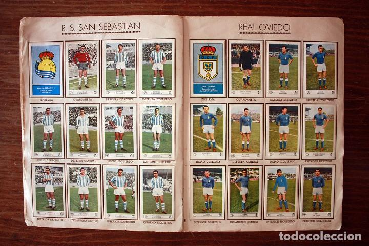 Álbum de fútbol completo: ALBUM DE CROMOS FERCA - FUTBOL CAMPEONATO 1959 - 1960 - COMPLETO + 14 COLOCAS - Foto 9 - 154401658