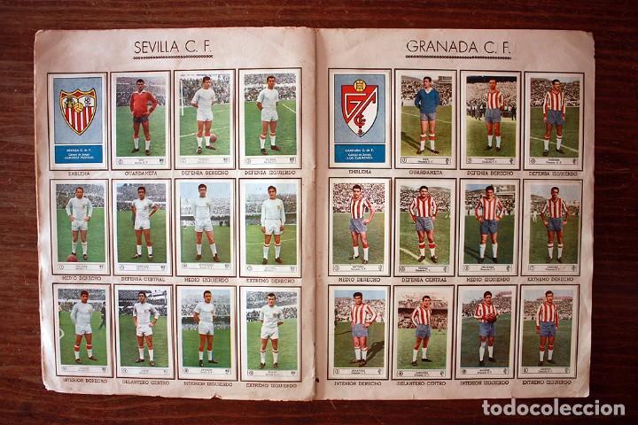 Álbum de fútbol completo: ALBUM DE CROMOS FERCA - FUTBOL CAMPEONATO 1959 - 1960 - COMPLETO + 14 COLOCAS - Foto 11 - 154401658