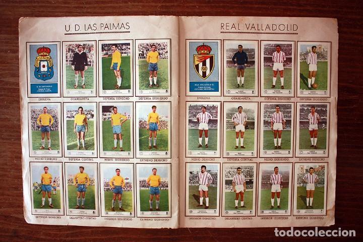 Álbum de fútbol completo: ALBUM DE CROMOS FERCA - FUTBOL CAMPEONATO 1959 - 1960 - COMPLETO + 14 COLOCAS - Foto 12 - 154401658