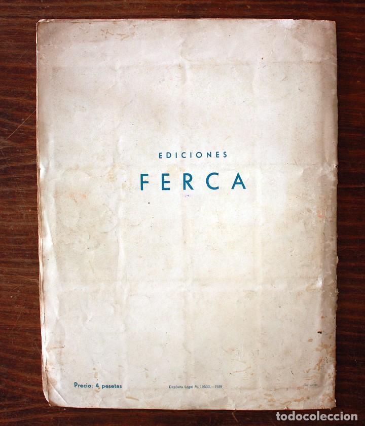Álbum de fútbol completo: ALBUM DE CROMOS FERCA - FUTBOL CAMPEONATO 1959 - 1960 - COMPLETO + 14 COLOCAS - Foto 14 - 154401658