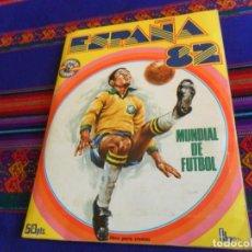 Álbum de fútbol completo: MUY BUEN ESTADO, ESPAÑA 82 COMPLETO. FHER. MUNDIAL FÚTBOL 1982. . Lote 154482926