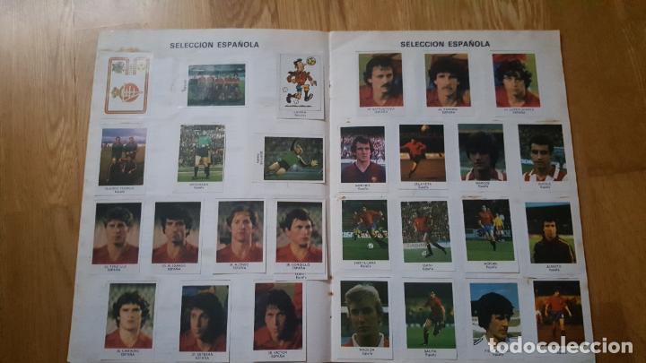 Álbum de fútbol completo: ALBUM LOS ASES DEL MUNDIAL ESPAÑA 82 - EDITORIAL VENLICO COMPLETO - Foto 4 - 154909166
