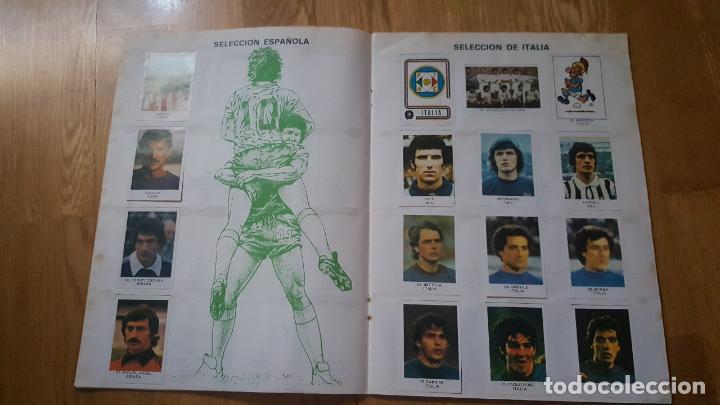 Álbum de fútbol completo: ALBUM LOS ASES DEL MUNDIAL ESPAÑA 82 - EDITORIAL VENLICO COMPLETO - Foto 5 - 154909166