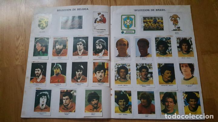 Álbum de fútbol completo: ALBUM LOS ASES DEL MUNDIAL ESPAÑA 82 - EDITORIAL VENLICO COMPLETO - Foto 6 - 154909166