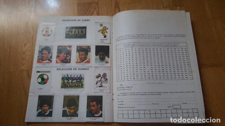 Álbum de fútbol completo: ALBUM LOS ASES DEL MUNDIAL ESPAÑA 82 - EDITORIAL VENLICO COMPLETO - Foto 10 - 154909166