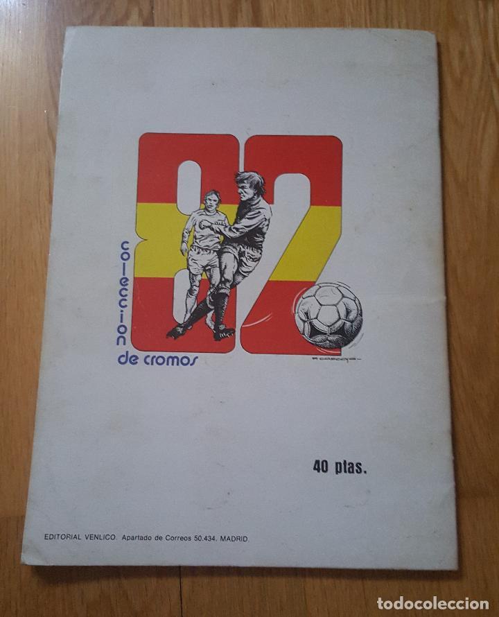 Álbum de fútbol completo: ALBUM LOS ASES DEL MUNDIAL ESPAÑA 82 - EDITORIAL VENLICO COMPLETO - Foto 12 - 154909166