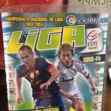 Álbum de fútbol completo: ESTE 2013 2014 COMPLETO 13 14. Lote 154919782
