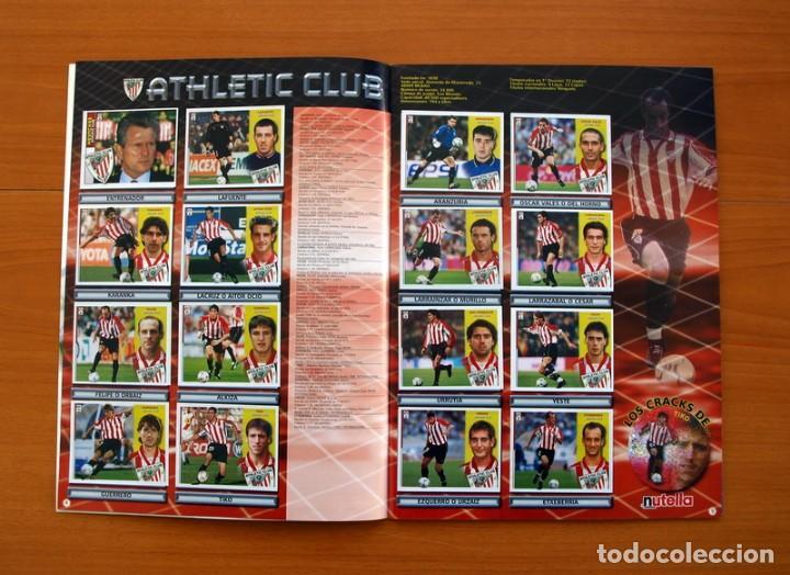 Álbum de fútbol completo: Álbum Completo - Liga 2002-2003, 02-03 - Ediciones Este - Ver fotos y explicaciones en el interior - Foto 4 - 155093778