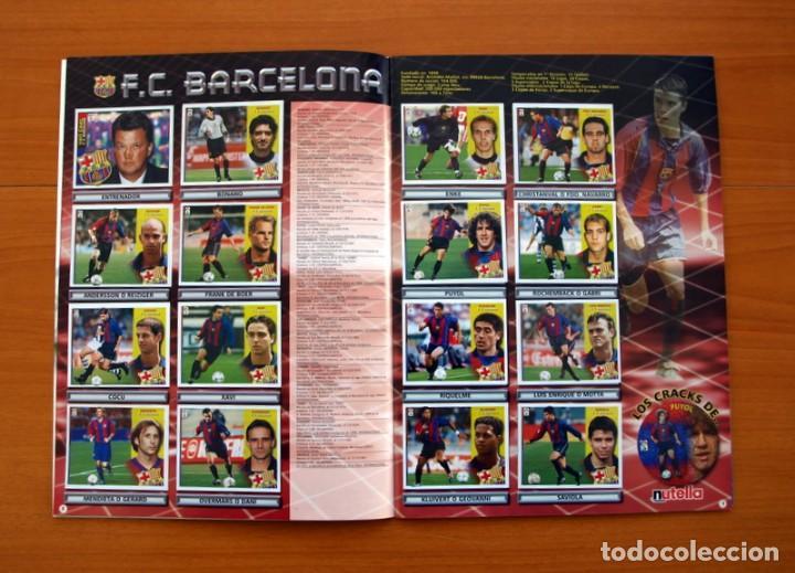 Álbum de fútbol completo: Álbum Completo - Liga 2002-2003, 02-03 - Ediciones Este - Ver fotos y explicaciones en el interior - Foto 6 - 155093778
