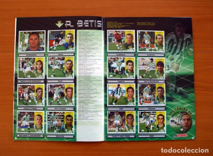 Álbum de fútbol completo: Álbum Completo - Liga 2002-2003, 02-03 - Ediciones Este - Ver fotos y explicaciones en el interior - Foto 7 - 155093778