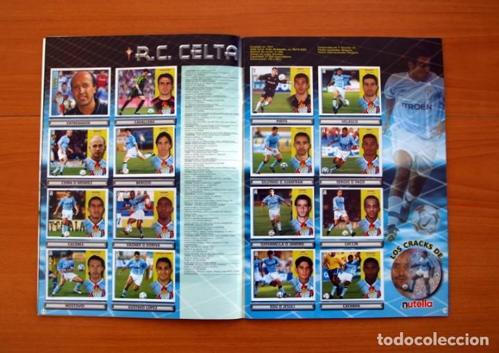 Álbum de fútbol completo: Álbum Completo - Liga 2002-2003, 02-03 - Ediciones Este - Ver fotos y explicaciones en el interior - Foto 8 - 155093778