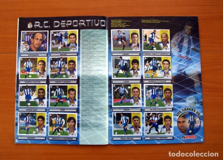 Álbum de fútbol completo: Álbum Completo - Liga 2002-2003, 02-03 - Ediciones Este - Ver fotos y explicaciones en el interior - Foto 9 - 155093778