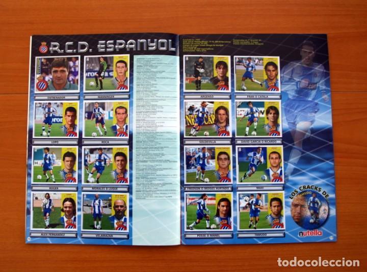 Álbum de fútbol completo: Álbum Completo - Liga 2002-2003, 02-03 - Ediciones Este - Ver fotos y explicaciones en el interior - Foto 10 - 155093778