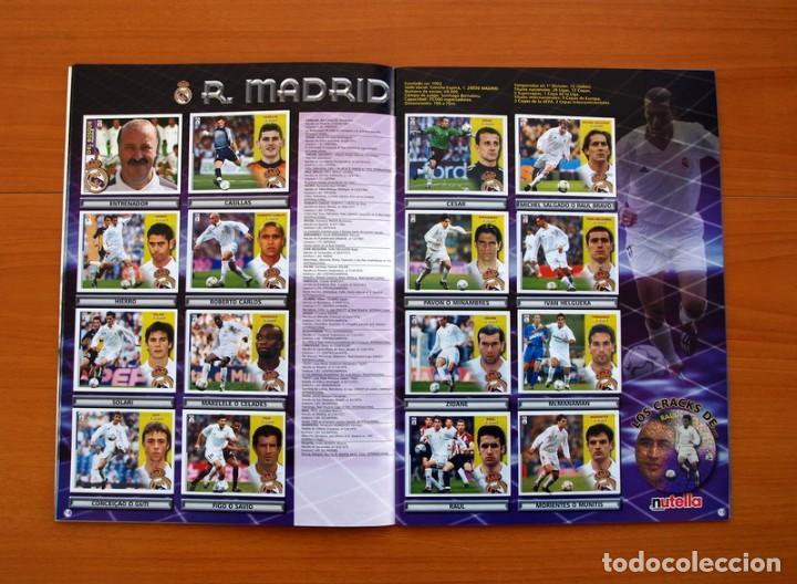 Álbum de fútbol completo: Álbum Completo - Liga 2002-2003, 02-03 - Ediciones Este - Ver fotos y explicaciones en el interior - Foto 11 - 155093778